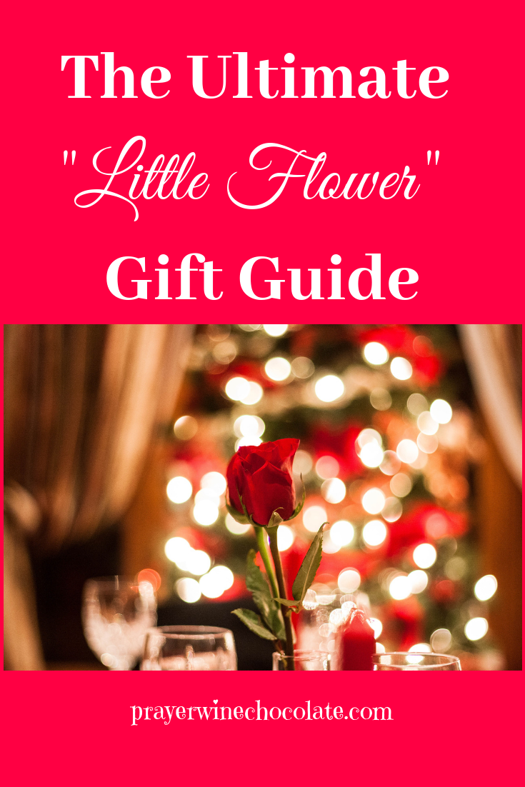"""The Ultimate """"little Flower"""" Gift Guide  Prayer Wine. Schools In Falls Church Va Ip Phone Services. Internet Background Checks Pre Pharmacy Major. Ifr Instrument Requirements Vestas Wind Jobs. What Is Public Liability Insurance"""